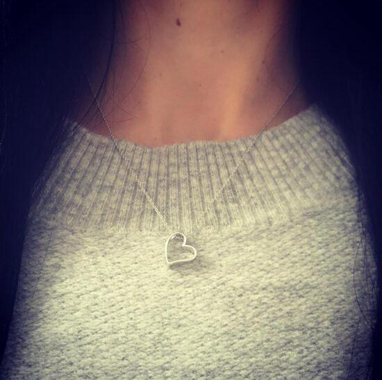 Colier Inima